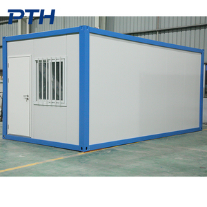 3m width cost effective container house