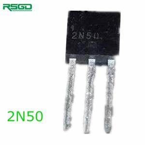 original IC diode triode MOSFET transistor silicon controlled rectifier  2N50 TO-92 transistors 2n50b transistor mdf12n50