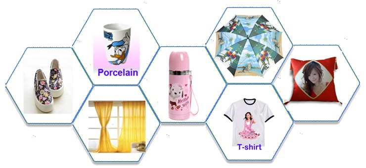 china bulk selling ceramic tile car dye sublimation coating