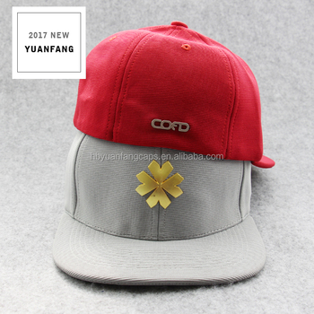 Custom Metal Plate Logo Flexfit Back Red Cap And Hat - Buy Flexfit ... 7aba5c359f7