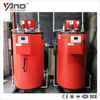 8bar 100kg/h Lpg Gas Fuel Steam Boiler For Heating In Food Industry ...