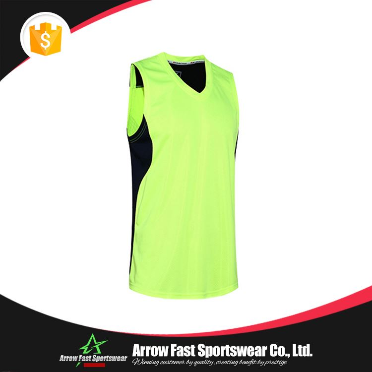 Anti-bacterial best custom basketball jersey team