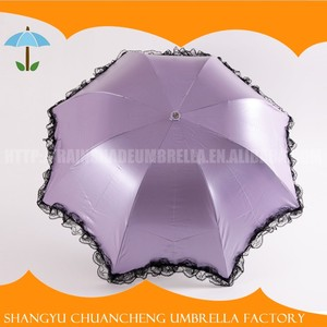 Top Quality Good peputation craft lace parasol