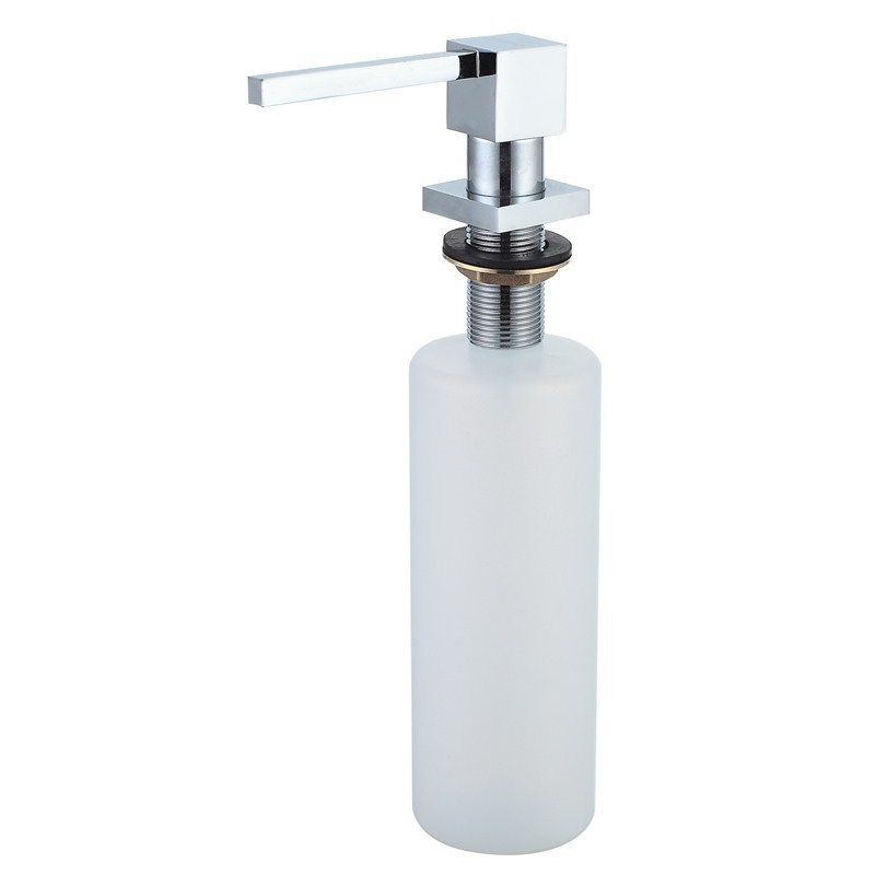 Kitchen Sink Square Soap Dispenser