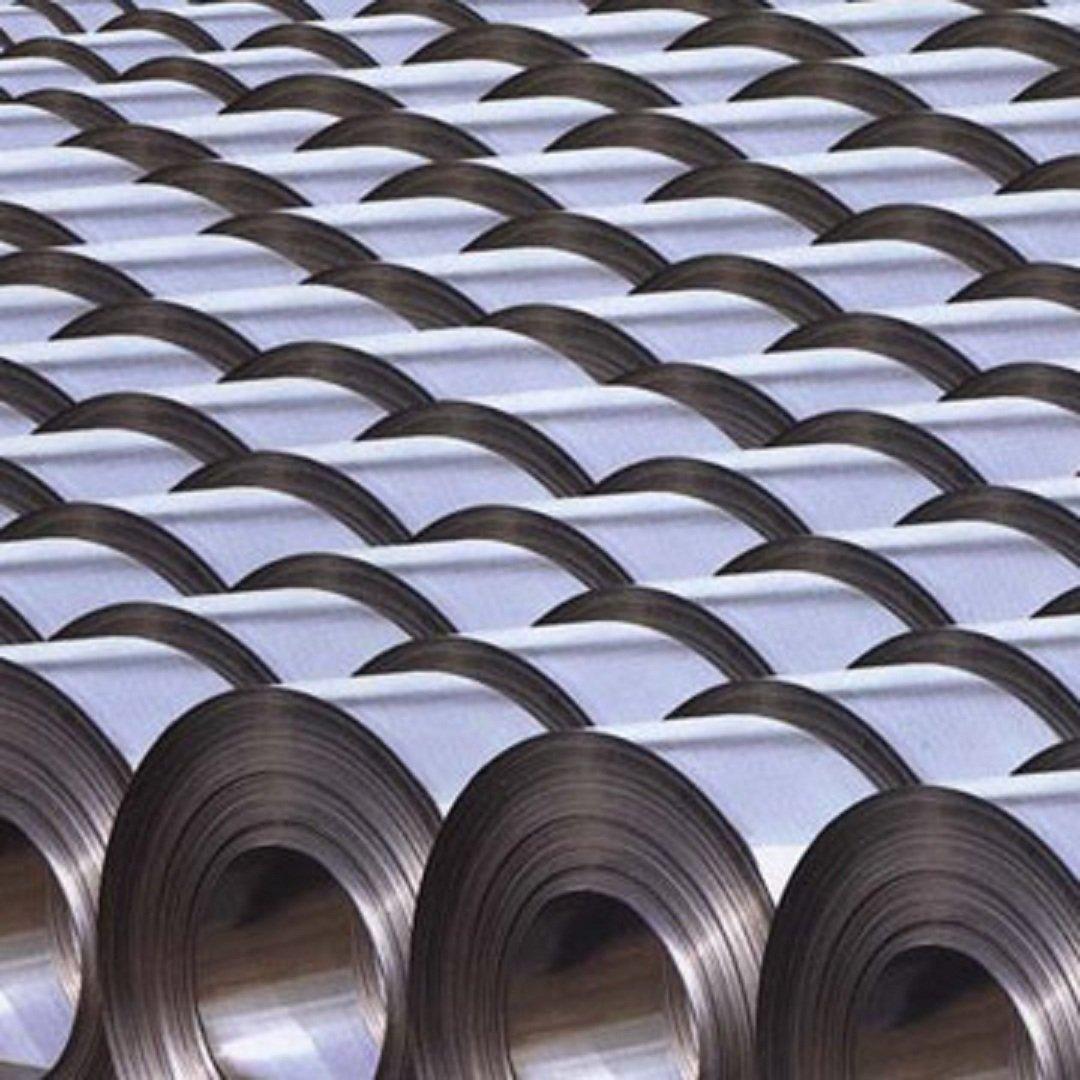 Fixture Displays 100 SF Galvanized Sheet Metal Roofing Siding Metal Duct Work Tin Metal 4' WIDE 11811-100SF