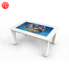 White LCD Touch Table 32inch Education Touch Screen Table Android or Windows Operation System for School Education