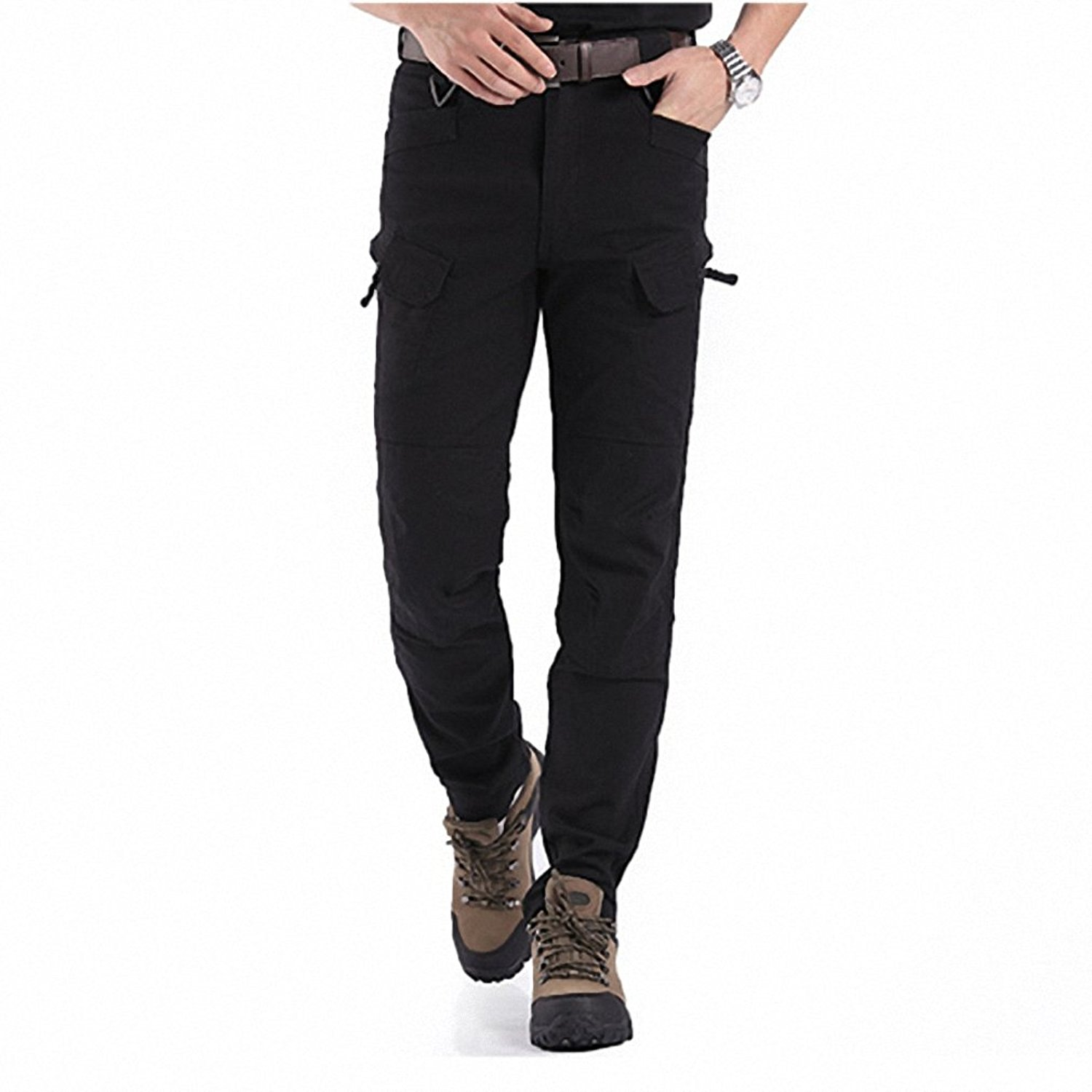 b8664592d54 Get Quotations · Tactical clothing men cargo pants IX7 military trousers