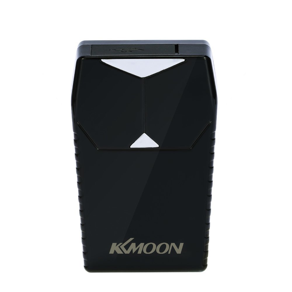 KKmoon GT100 Mini Portable Real Time GPS LBS Tracker, iOS Android SMS APP Monitoring Location Tracking Device