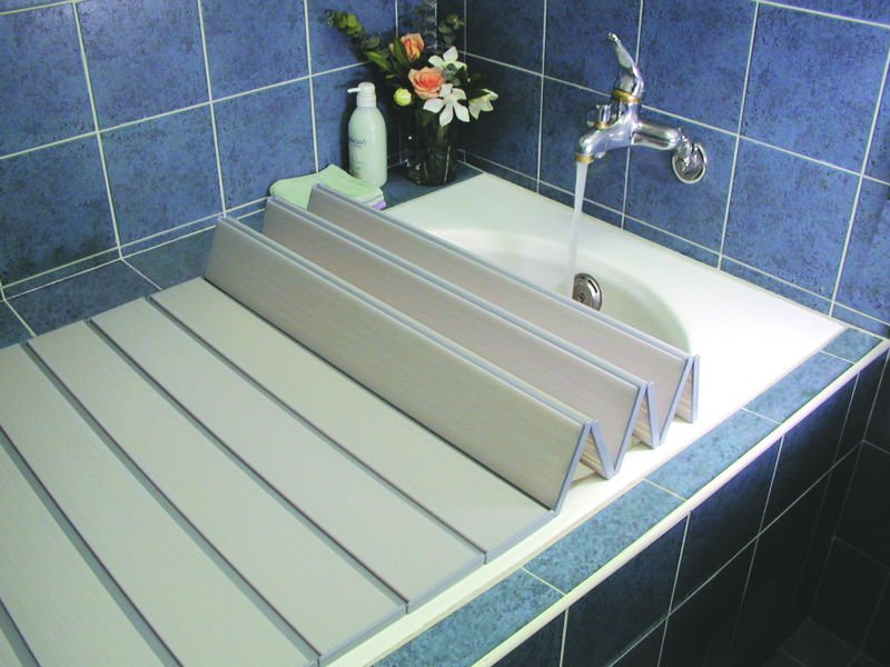 Bathtub Cover - Shutters Abs Bathtub Covers Available In Different ...