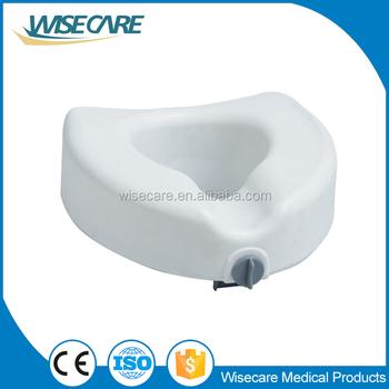 Bathroom Safety Equipment Portable Raised Toilet Seat For Elderly ...