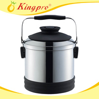 7L Big Stainless Steel Thermal Multifunction Cooking Pot Set