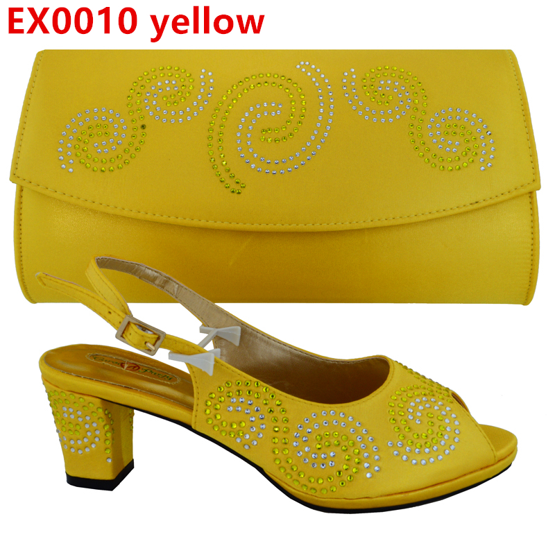 for Latest bag set ang party dubai shoes matching qwq7f6R