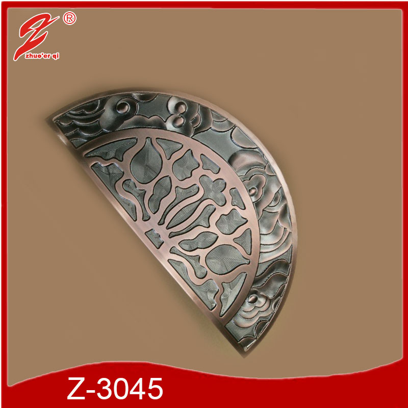 High-quality Aluminum Material chrome front door pull handle