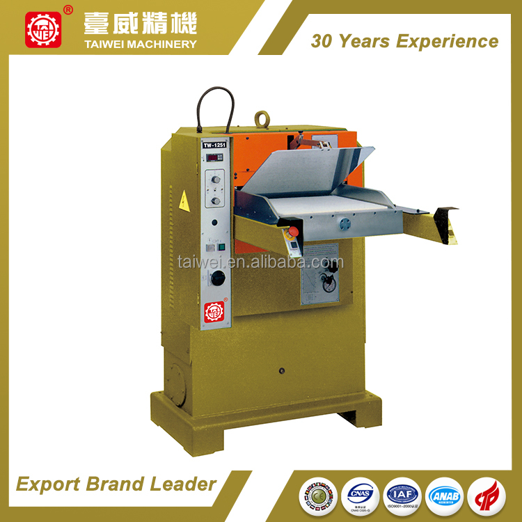 2016 Hot Sale Automatic and Manual Leather Embossing Machine