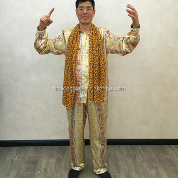 snake animal print fashion clothes japans jncle piko taro cosplay ppap clothing suit snake leopard