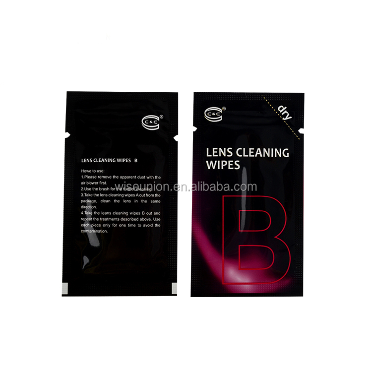 promotional brand customized medical cleaning alcohol wipes