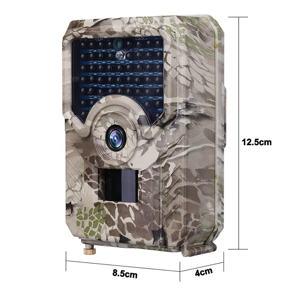 Infrared 940nm 120 degree wide lens 1080p hunting camera hidden trail camera with 20m IR distance фото