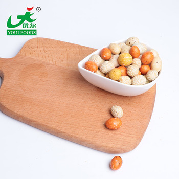 Suzhou Youi good taste healthy flavored peanuts with different choice