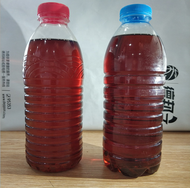 Brownish red liquid furan <strong>resin</strong> for casting