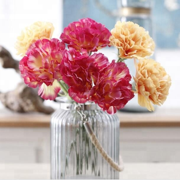 Carnation Artificial <strong>Flowers</strong>, Hot Selling Artificial <strong>Flowers</strong>