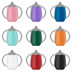 Personalized Vacuum Insulated Stainless Steel Baby Sippy Cup