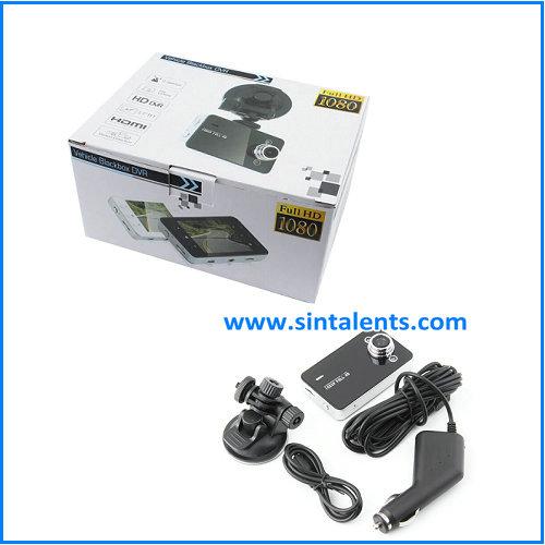 2.5 Inch LCD Car DVR Road Video Camera Recorder
