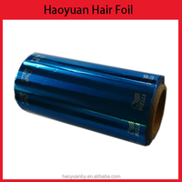 aluminum foil sheet color hair