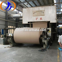 High Speed Kraft Carton Manufacturers Perforating Recycling Paper Making Machine Price