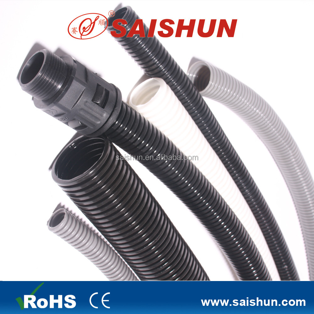 Pa6 Nylon Fire Resistant Conduit Buy Electrical Conduitflexible Wire Product On Alibabacom