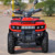 EEC Electric ATV 4x4 3000W 72V