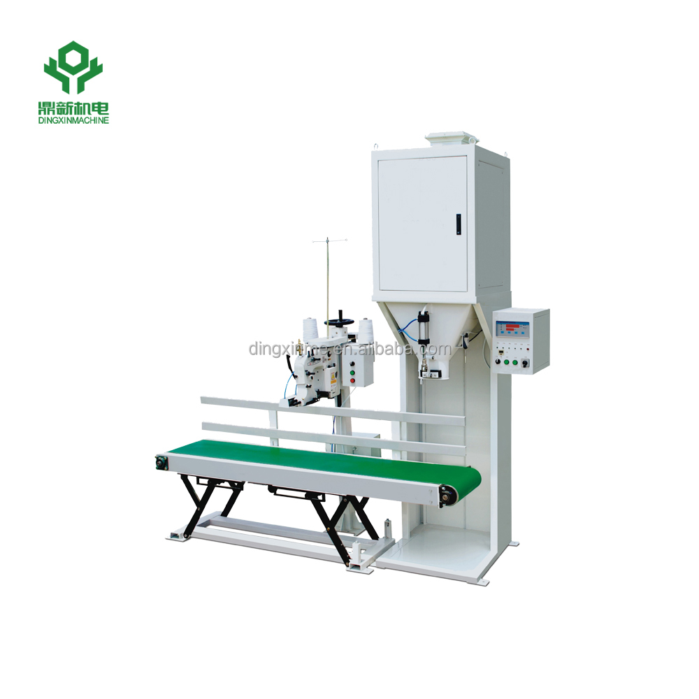 China Manufacture 0.2-100kg Bag Rice Filling Packaging Machine, Rice Packing Scale