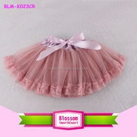New 2019 Fashion Summer Girls Skirt Ball Gown Princess Fluffy Pettiskirts Baby Chiffon Tutu Short Party Skirts Girls pettiskirts