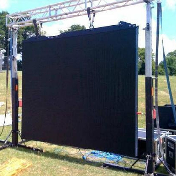 quality led screens indoor 10ft x 12ft led screen easy maintenance