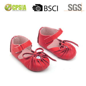 2017 China online shopping beautiful baby shoes girl soft sole
