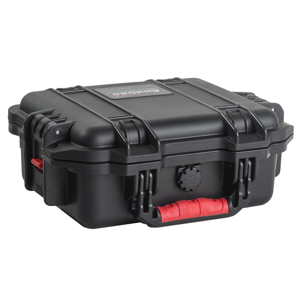 Hard plastic equipment outerdoor tool case with customed foam