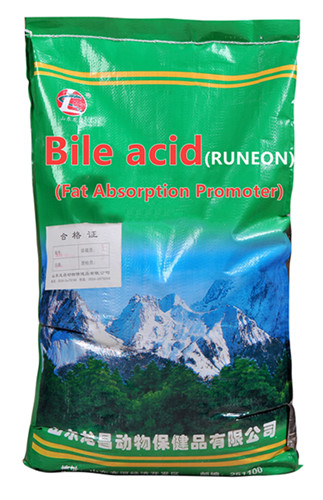 Probiotic Feed Additive Bile Acids Protect Layer Poultry Intestine