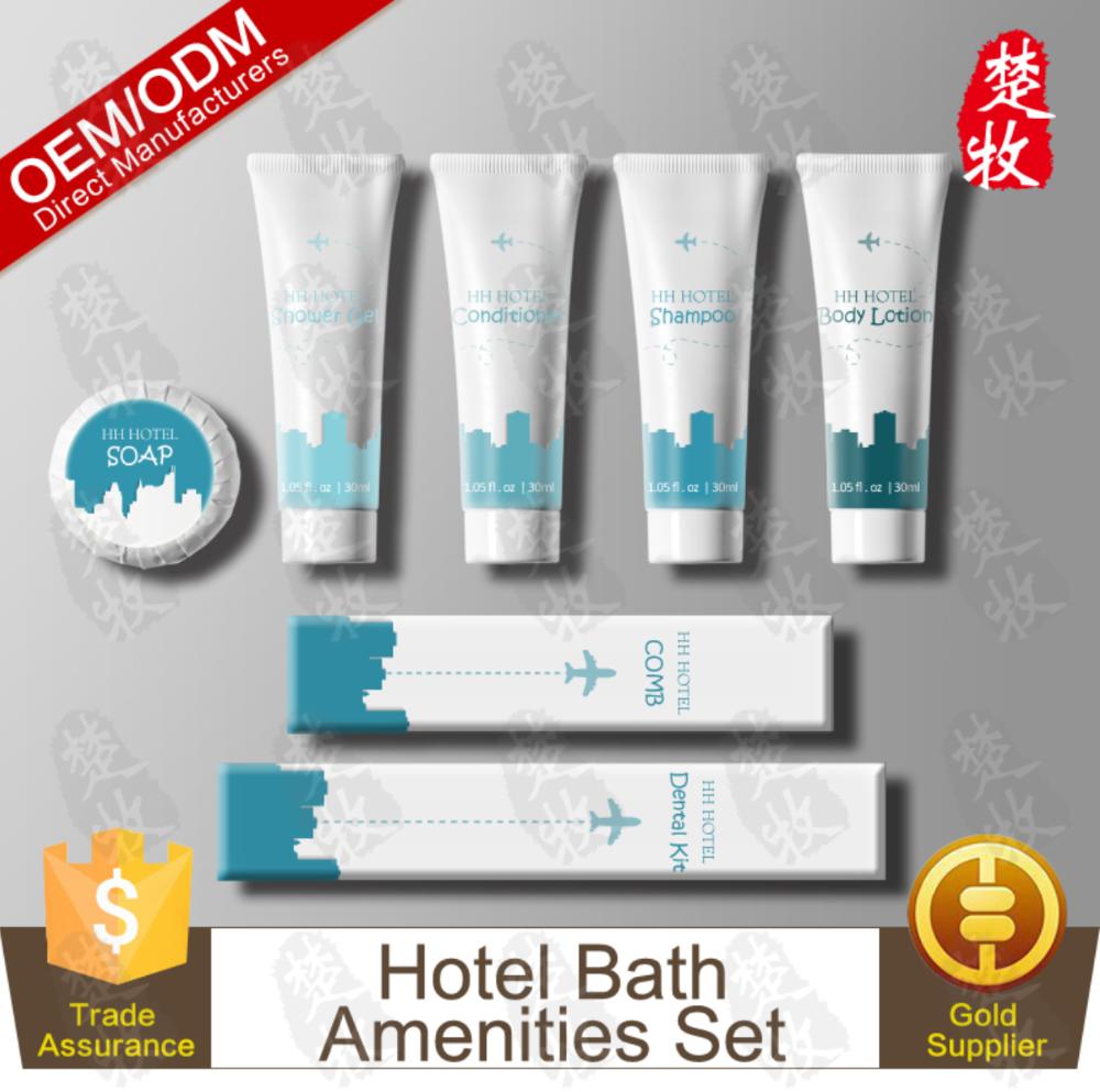 Pour haut de gamme h tel jetable salle de bains kit de for Kit salle de bain hotel