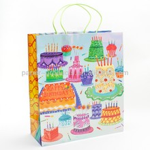 Celebrate Birthday gift paper bags wholesale best choose from Chinese factory