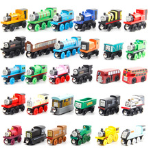 Kinder holz thomas zug <span class=keywords><strong>spielzeug</strong></span> holz magnetischen mini thomas holz zug set <span class=keywords><strong>spielzeug</strong></span>
