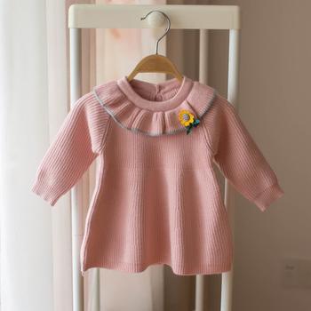 check out 79e8a 47a04 Phb10515 Schlichtes Muster Kinder Pullover Winter Wollpullover Design Für  Mädchen - Buy Wolle Pullover Design Für Mädchen,Winter Wolle Pullover  Design ...