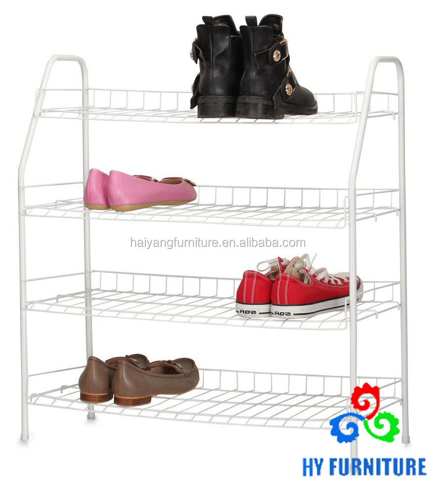 Iron Wire Shoe Rack, Iron Wire Shoe Rack Suppliers and Manufacturers ...