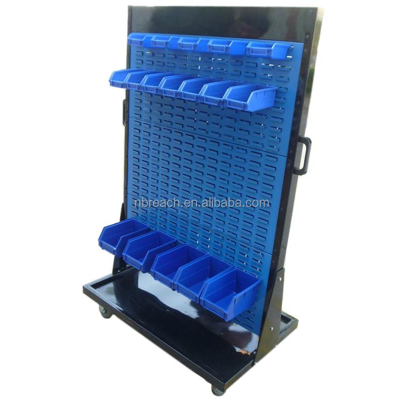 Alta calidad bastidor de acero para contenedores de plástico y ...