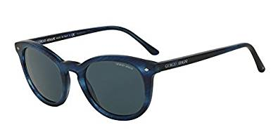 4788c697bbf5 Get Quotations · Giorgio Armani AR 8060F Sunglasses 5402R5 Blue