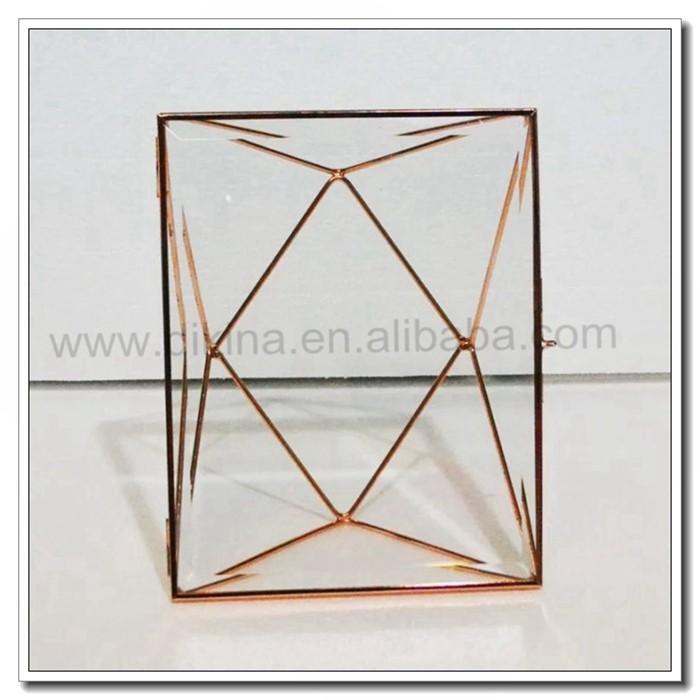 Kupfer Metall Und Glas Hängende Benutzerdefinierte Winter Rahmen ...