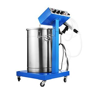 China Top Brand Smart Design Chrome Powder Coating UV Coater