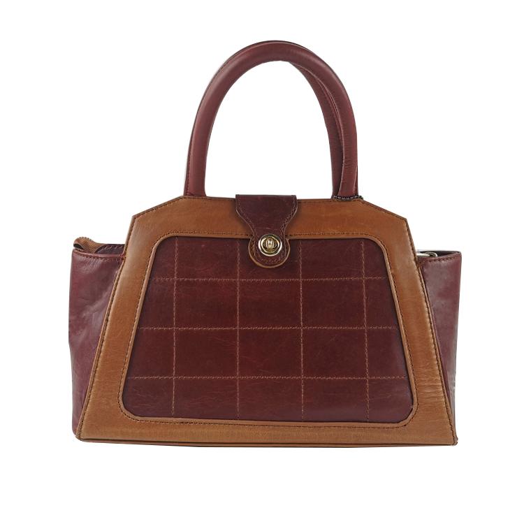 Promotionele fabriek prijs kleine zwarte pu tassen vrouwen handtassen met logo