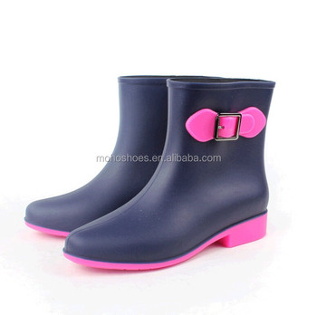 Wholesale short rain boots women,plastic boots for rain - Alibaba.com