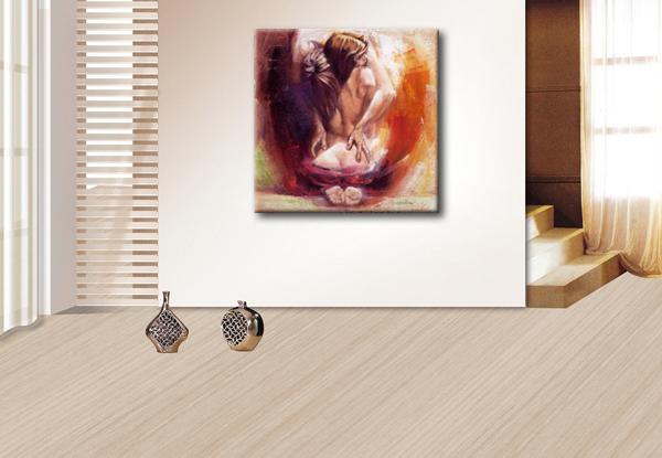 riproduzione parete arte immagini sexy uomo donna per camera da ... - Camera Da Letto Sexy