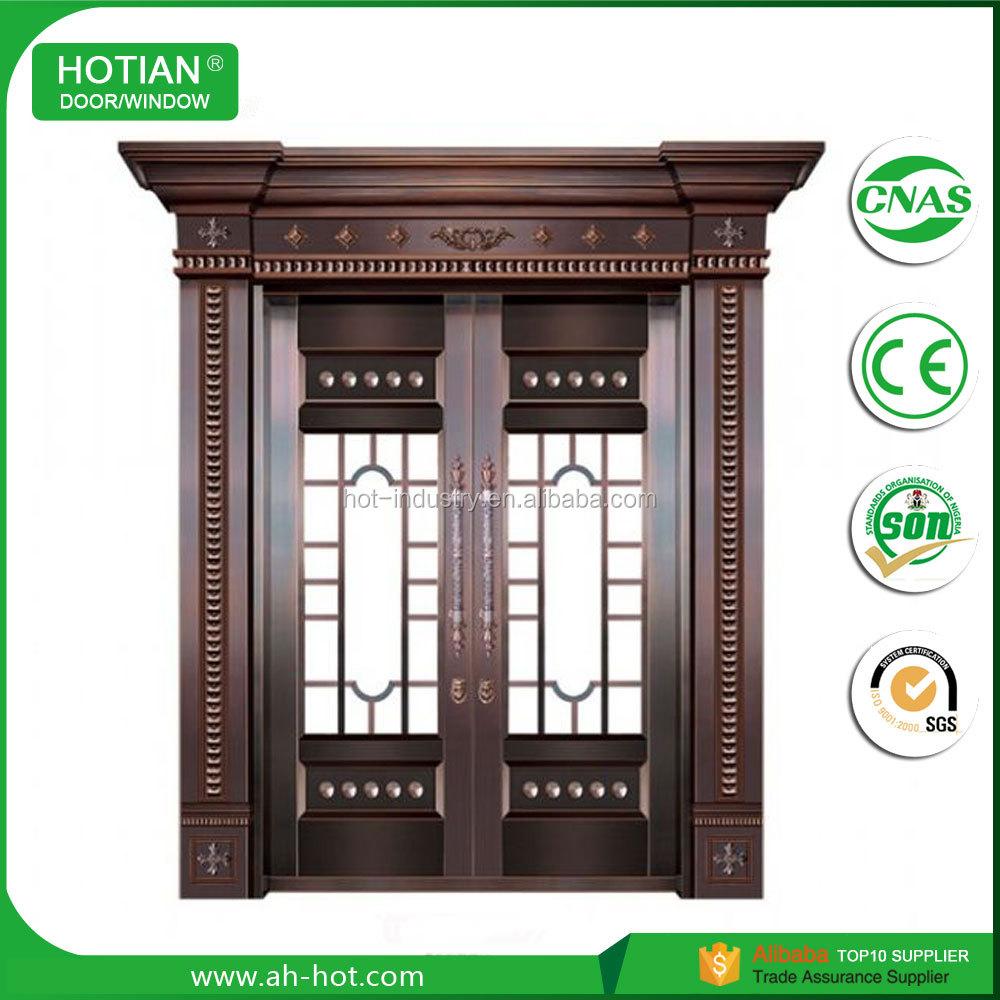 Double Exterior Metal Door 60 Raised Panel Prehung Exterior Steel