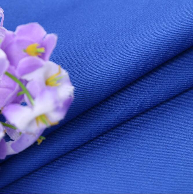 factory price tc polyester cotton twill workwear fabric manufacturer